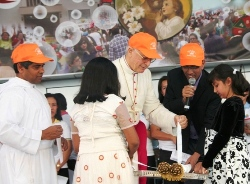 Photo Album: Family Fiesta 2013 at St. Joseph's Cathedral, Abu Dhabi