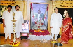 The Golden Anniversary, of Bhagavan Nityananda's Punyatithi was celebrated in Goa.