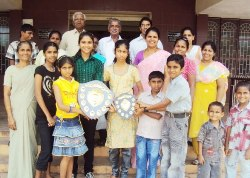 Bible Quiz Competition held at Kemmannu Church.