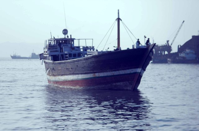 Suspicious ship with satellite phone intercepted off Mumbai coast, five held