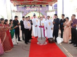 Mangalore: ICYM Holds Diaference-2012 on Milagres Grounds