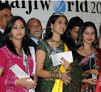 19-year-old Anjali Shetty Crowned �Hyssna Miss Daijiworld-2010�