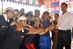 Infosys wins City's First Women's Cricket Tourney