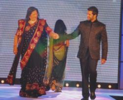 Madam Grace Pinto's Ramp Walk for a Great Cause