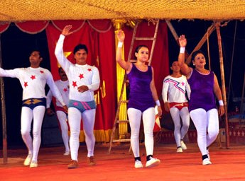 Udupi: Few Firsts for the District at Jamboo Circus.