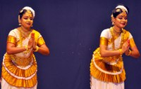 Mohiniyattam Dance to mark the birthday celebrations of Late Shivarama Karanth.