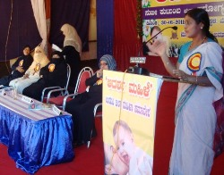 Women�s conference 2011 at  Udupi