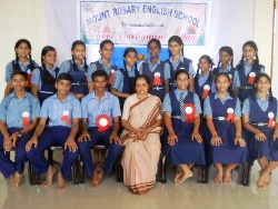 Mount Rosay School Parliament  for the year 2011-12 inaugurated.