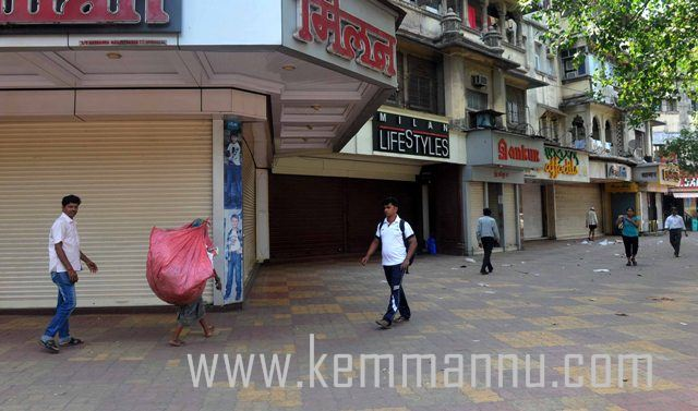 Shops to stay shut as LBT protest enters third day