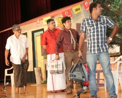 Pradeeep Barboza Enraptures Audience with 'Ootre Uzwadlem'