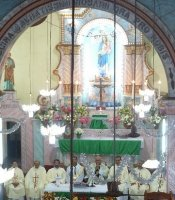 Photo Album: Mount Rosary Old Church Last Mass