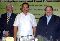 K'taka-FICCI unveil highlights of global agribusiness, food processing meet