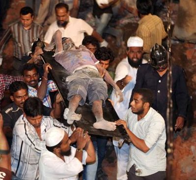 Thane building collapse: 52 dead, deputy commissioner of civic body suspended