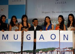 Mugaon: 2nd township after Dasve launched in Lavasa