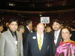 94th LIONS CLUBS INTERNATIONAL CONVENTION was held in Seattle WA USA