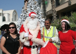 Thousands attend the Christmas Festival at St. Josephs Church, Abu Dhabi