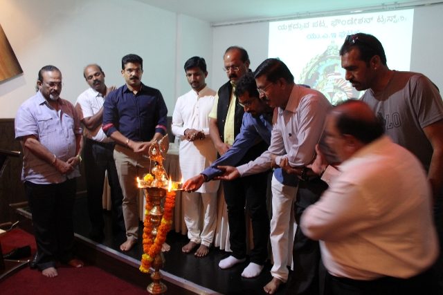 PATLA FOUNDATION TRUST'S -  UAE UNIT HELD SPECIAL MEET IN DUBAI
