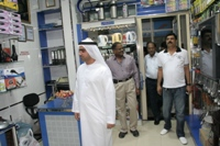 Al Nayaab general trading By B.M. Zaffer of Thonse inaugurated in Dubai.
