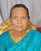 Obituary: Clara Lewis 75 years, Katpadi/Kemmannu