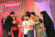 Naveen Prabhakar entertains Dubai audience at Chilly Willys Bindaas Bollywood
