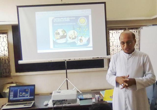 Orientation programme for the CAP Cell cordinators of Udupi Diocese