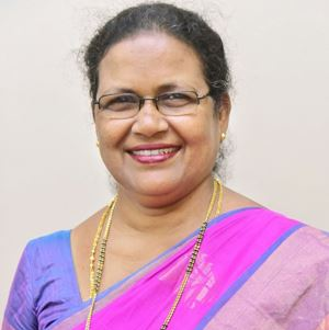 Mary D'Souza Udyavar elects President of Catholic Sabha Udupi Pradesh for the year 2021/22