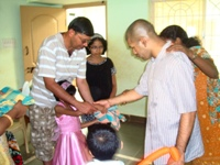 SPANDANA - Home for Mentally Challenged- A year after our article:
