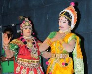A Successful Yakshagana by Thiya Youths