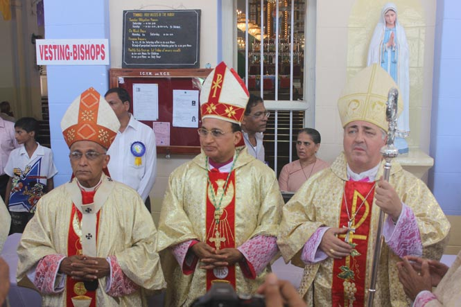 Diocese of Udupi - Historic Day!! Photo Album 4