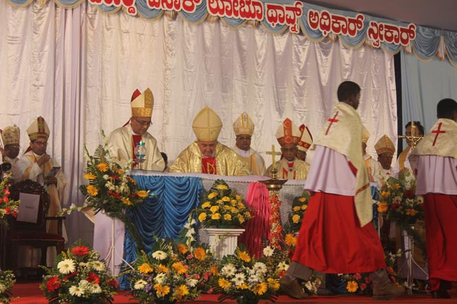 Diocese of Udupi - Historic Day!! Photo Album 5
