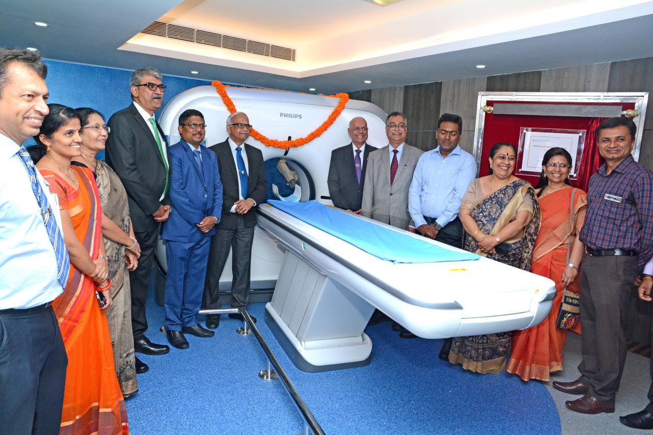 Kasturba Hospital first to get 128 slice Philips incisive CT machine