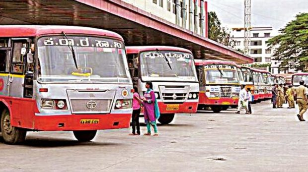 KSRTC buses likely to start services from May 11 in Udupi