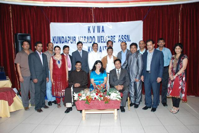 Kuwait : KVWA BIDS FAREWLL TO Mr. ARCHIE & Mrs. NANCY MENEZES
