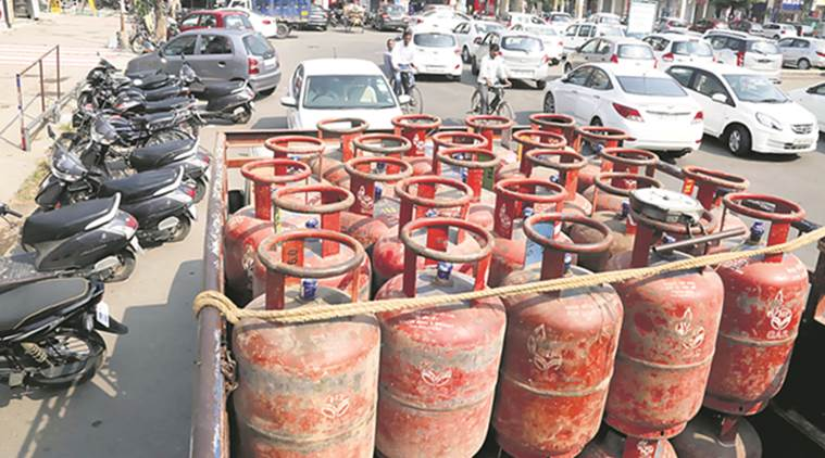 LPG cylinder price hiked by Rs 59; subsidised gas to cost Rs 2.89 more