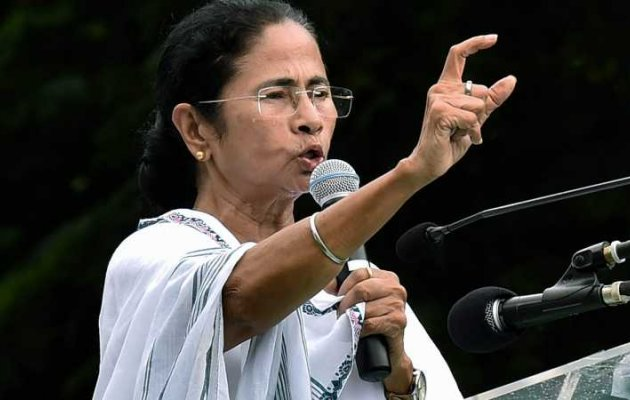 'Semifinal' proves BJP is nowhere: Mamata Banerjee on poll results
