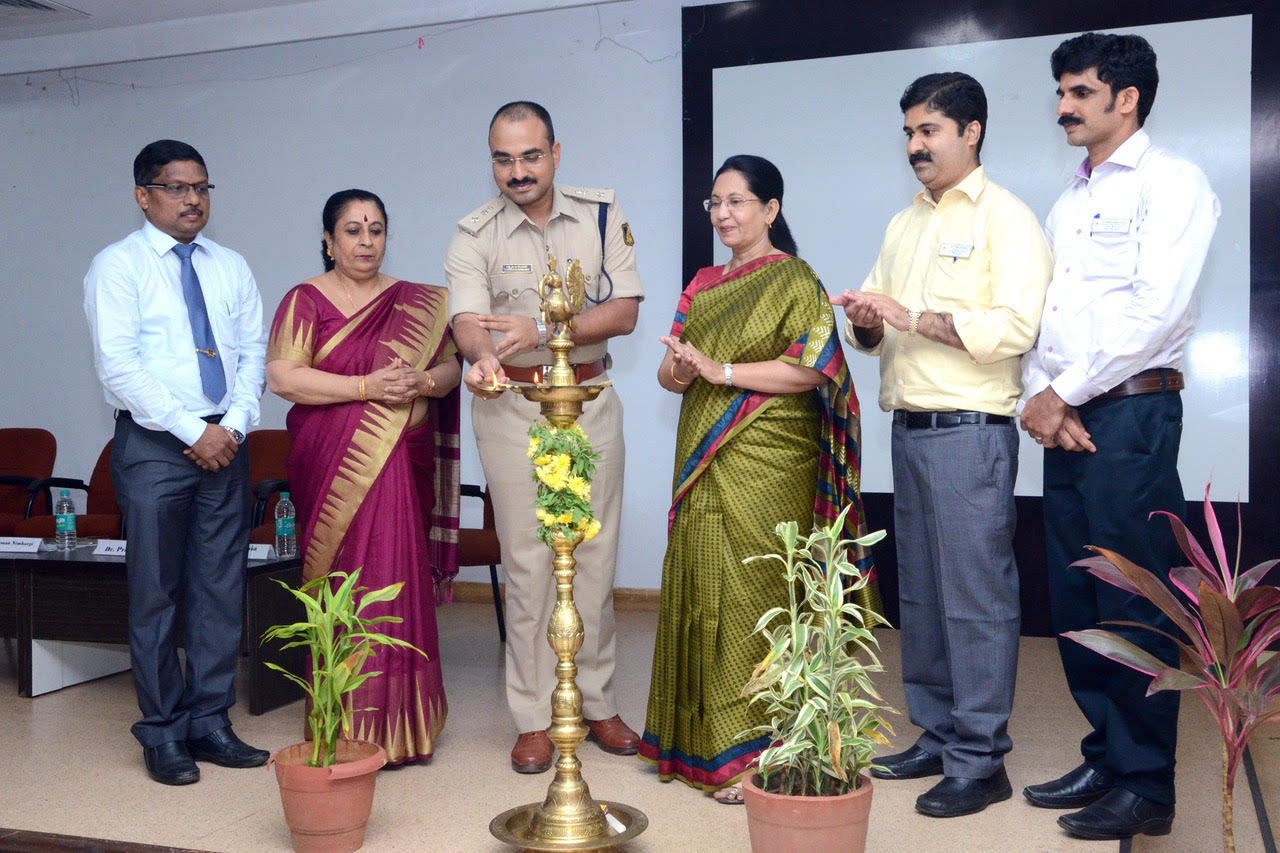 Heart Screening for Police personnel held at Kasturba Hospital, Manipal