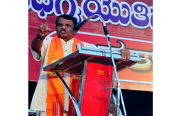 Controversial anti-religion statement by VHP national leader