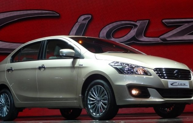 Maruti rolls out sporty 'Ciaz S' at Rs 9.39 lakh
