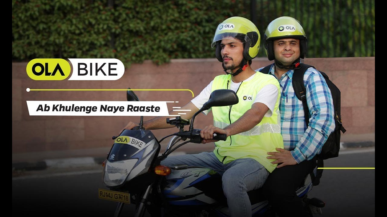 Ola Bike expands services to 150 cities and towns across India, gets new video campaign