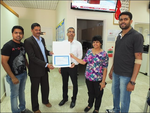 Mangalore Cricket Club (MCC) Qatar successful organizes Blood Donation Campaign