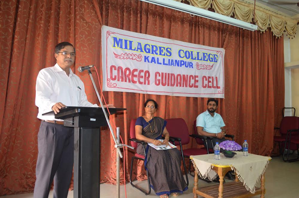 Skill Management programme inaugurated at Milagres College, Kallianpur
