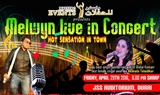 Melwyn Live In Concern With Global Konkani Awardee Singer Kum. Akshada on 29 April at JSS Dubai