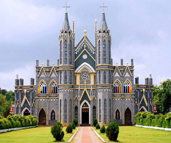 St Lawrence Minor Basilica, Attur all set to Annual Feast next week