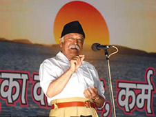 Terror Acts' Investigations and RSS