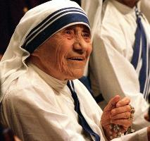 The miracle that was Mother Teresa by Navin Chawla