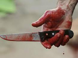 Broad daylight murder in knife at Cherkadi, accused absconding