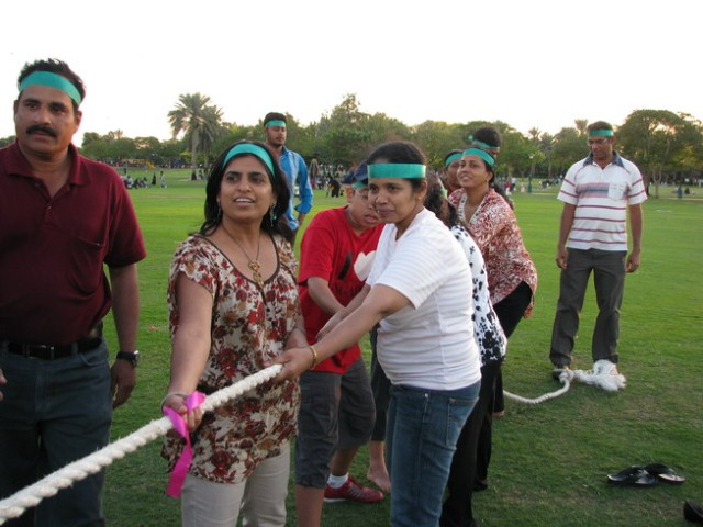 Dubai : Grand SFXKUTAM Picnic 2011 at SAFA-PARK