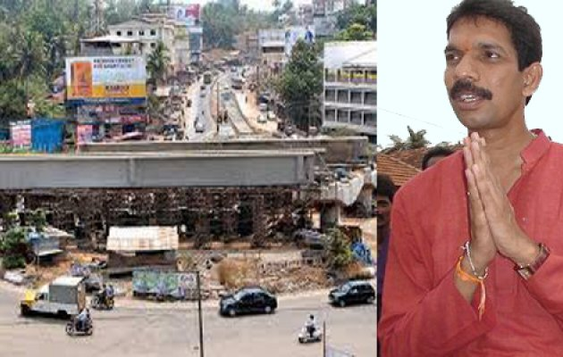 Pumpwell flyover work to be completed by Jan end