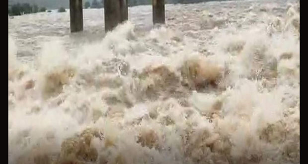 Swollen Netravati river raises flood threat in Bantwal