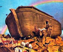 The best moments in life *I learned from Noah's Ark